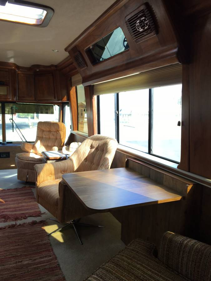 1981 Prevost 35FT Motorhome 6v92 Detroit Allison Auto in ...
