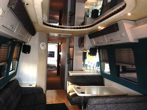 1991 Prevost Le Mirage XL 45 FT Motorhome For Sale in ...