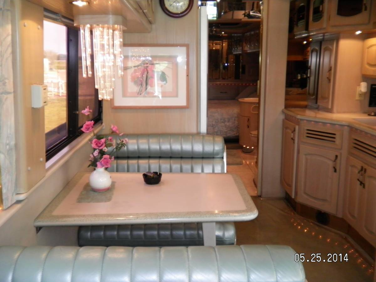 1991 Prevost Liberty Coach 40 FT Motorhome For Sale in ...