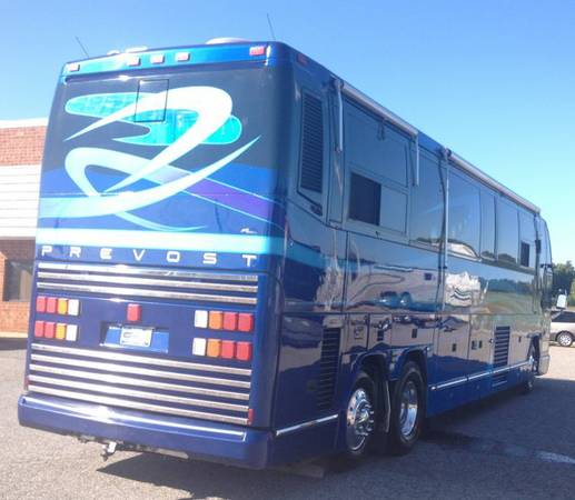 1993 Prevost Marathon 40 FT Motorhome For Sale in Maiden, NC