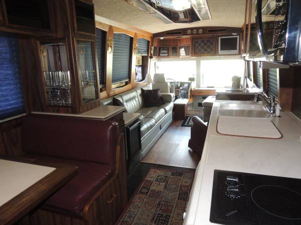 1985 Prevost XL Marathon 40 FT Motorhome For Sale in Lake
