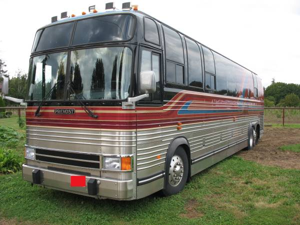 1993 Prevost Le Mirage Xl 40 Ft Motorhome For Sale In