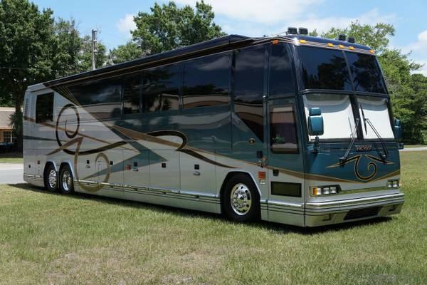 2002 Prevost RV For Sale - Motorhome, Coach, Bus | US & Canada