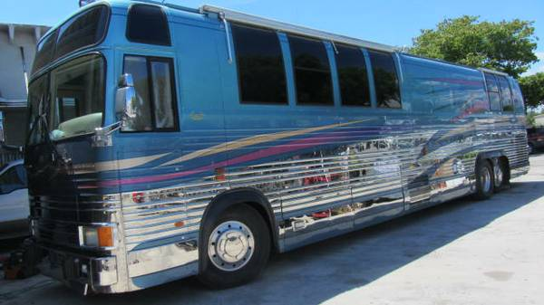 1999 Prevost Marathon 45 FT Motorhome For Sale in Holly ...