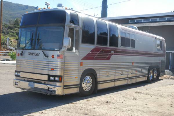 1985 Prevost Le Mirage 40 Ft Motorhome For Sale In