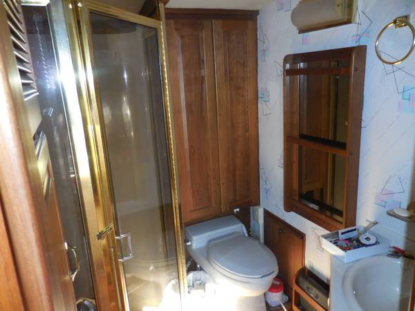 1986 Prevost Conutry Coach 40 Ft Motorhome For Sale In