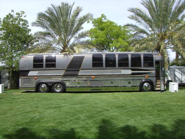 1992 Prevost Angola Coach 40 FT Motorhome For Sale in ...