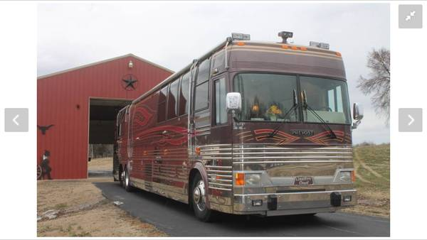 Rv Tires Near Me >> 1996 Prevost Liberty Coach 45 FT Motorhome For Sale in ...