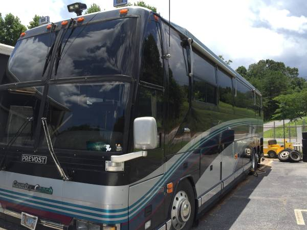 1993 Prevost Country Coach Motorhome For Sale in Gainesville, FL