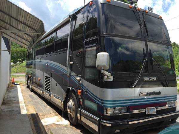 1993 Prevost Country Coach Motorhome For Sale in ...