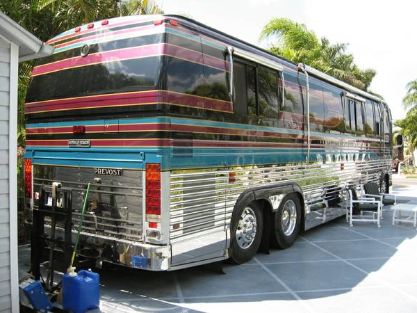 1993 Prevost Royale 40 FT Motorhome For Sale in Naples, FL