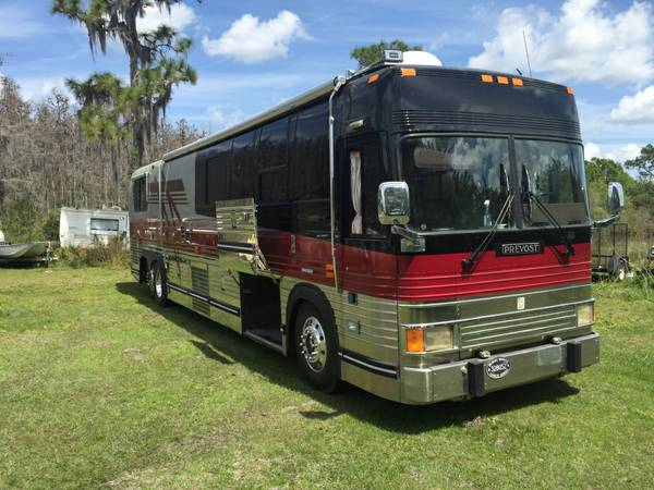 1985 Prevost Liberty XL 40 FT Motorhome For Sale in Arcadia, FL