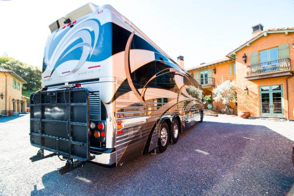 2006 Prevost Le Mirage 45 Ft Motorhome For Sale In Santa