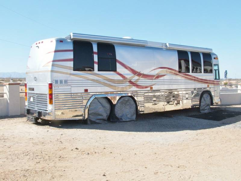 Prevost RV For Sale in Georgia - Motorhome, Coach, Bus, Shell