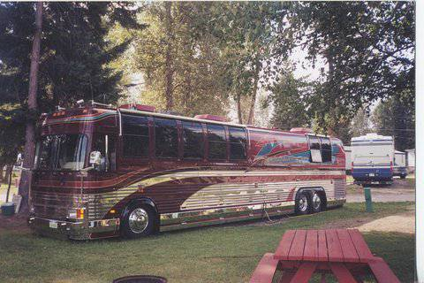 1984 Prevost Rv For Sale Motorhome Coach Bus Us Amp Canada