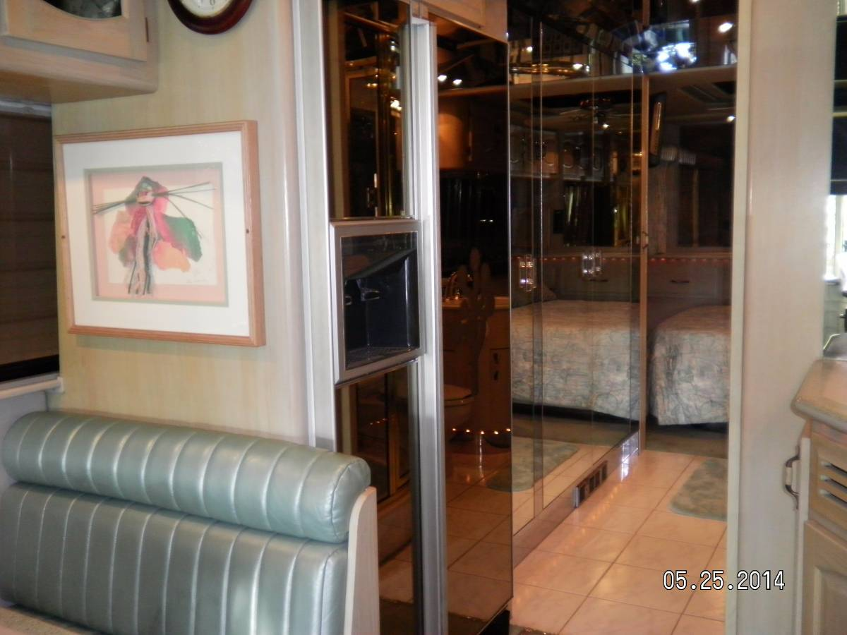 1991 Prevost Liberty Coach 40 Ft Motorhome For Sale In