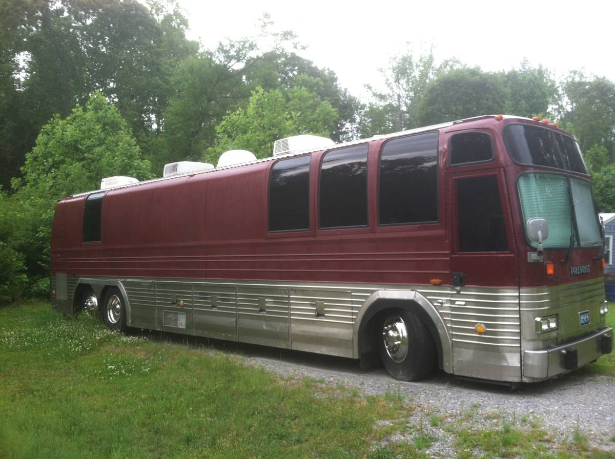 1981 Prevost Le Mirage 40FT Motorhome For Sale in ...