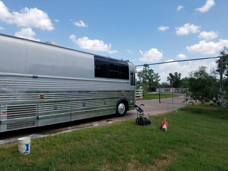 Rv Tires Near Me >> 1994 Prevost Entertainer XL 45FT Motorhome For Sale in ...