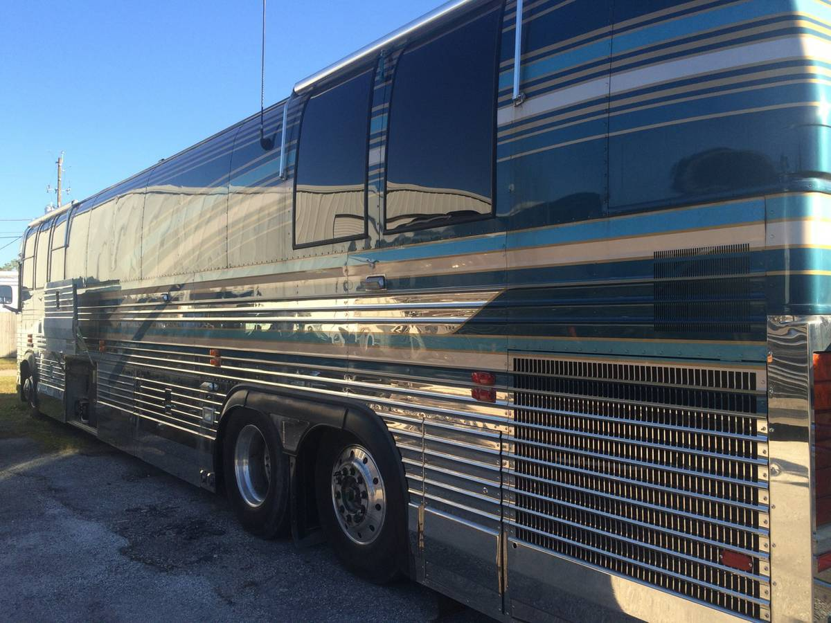 1994 Prevost Liberty 44ft Motorhome For Sale In Palm