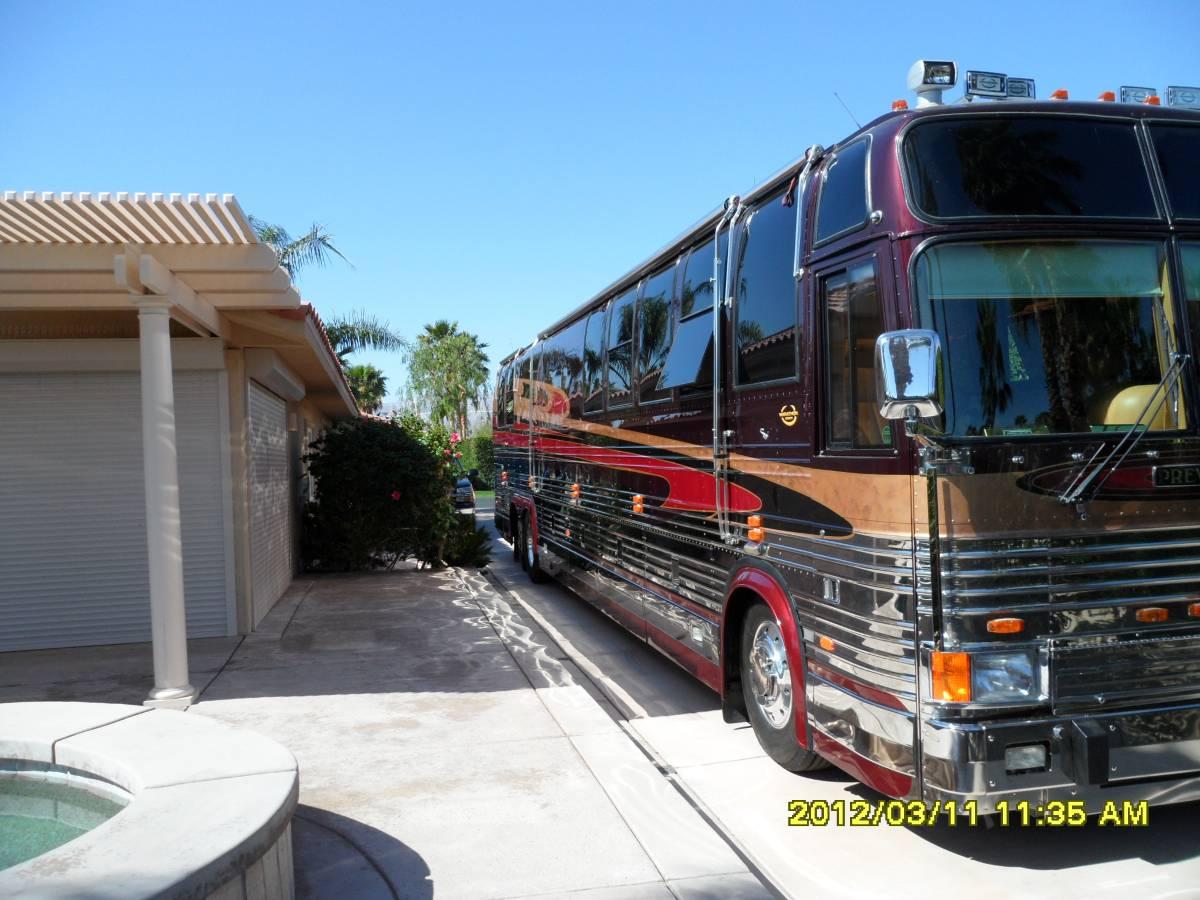 Prevost Rv For Sale In California Motorhome Coach Bus