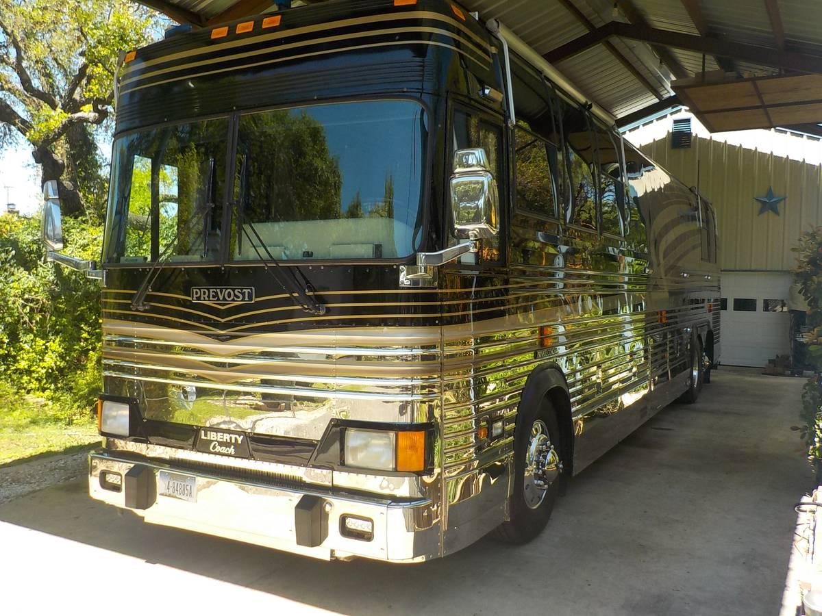 1996 Prevost XL 40' Liberty Classic Coach For Sale in San ...