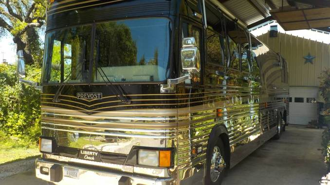 1996 Prevost Xl 40 Liberty Classic Coach For Sale In San