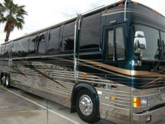 Prevost Rv For Sale In Detroit Motorhome Coach Bus Shell