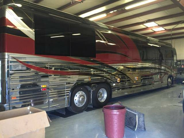 2002 Prevost Xl Ii 45ft Motorcoach For Sale In Albuquerque Nm