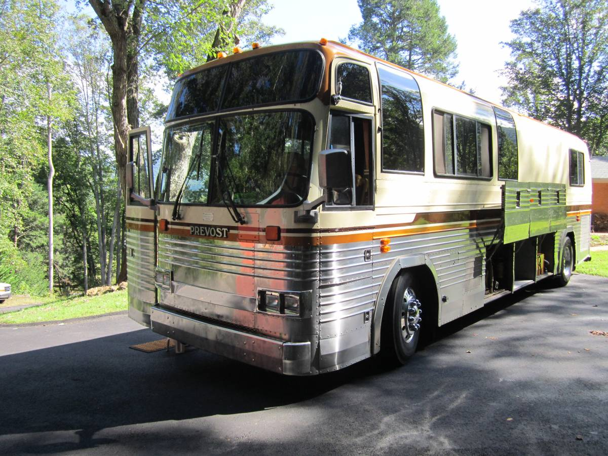 1981 Prevost Le Mirage MTH-35' Motorhome For Sale in ...