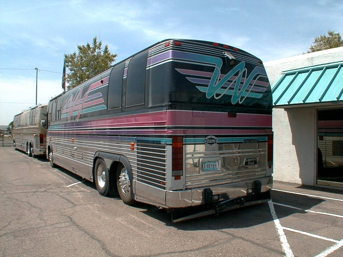1992 Prevost Liberty Coach 40FT Motorhome For Sale in ...