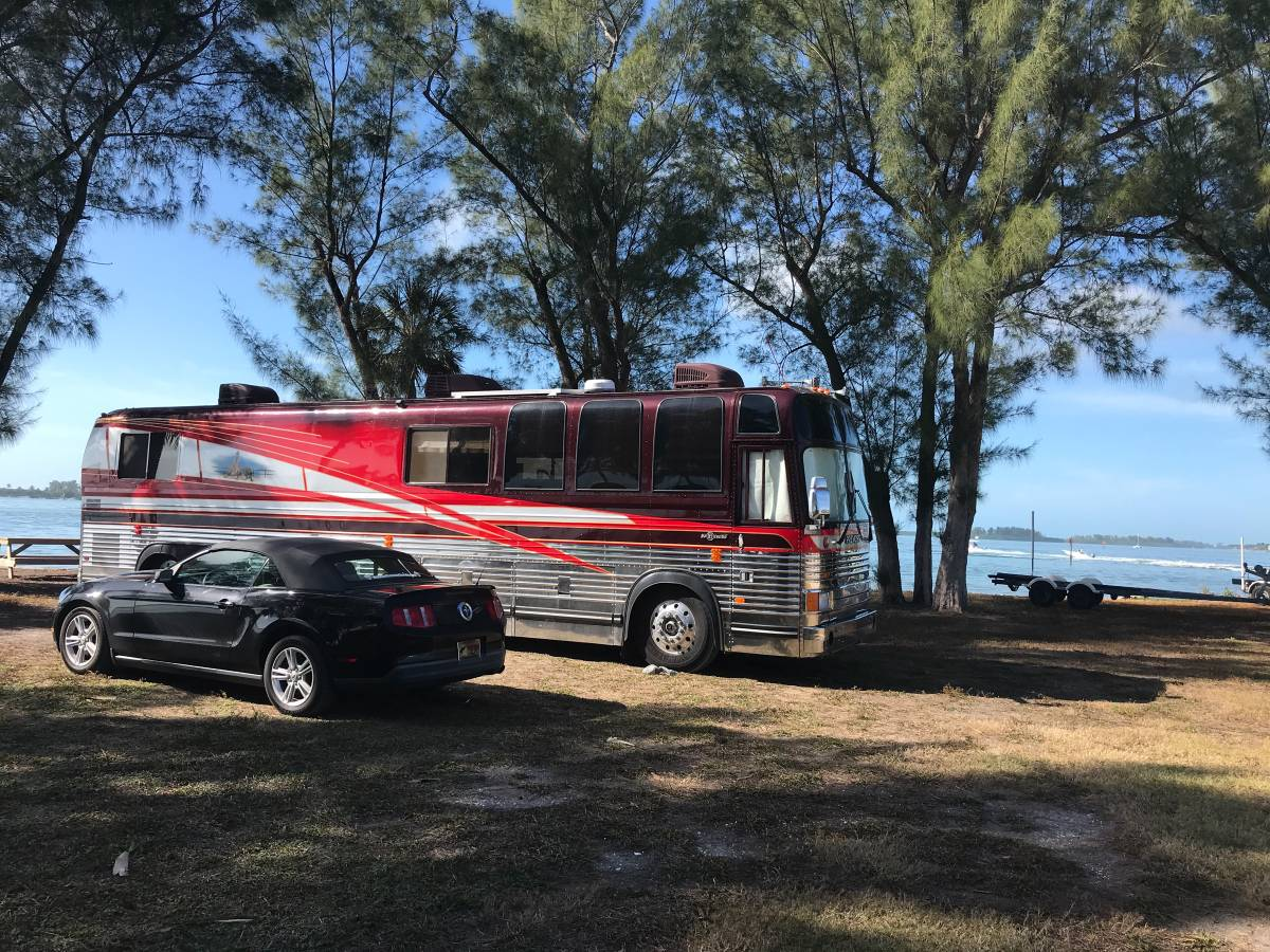1984 Prevost XL 40FT Motorhome For Sale in Peoria, AZ