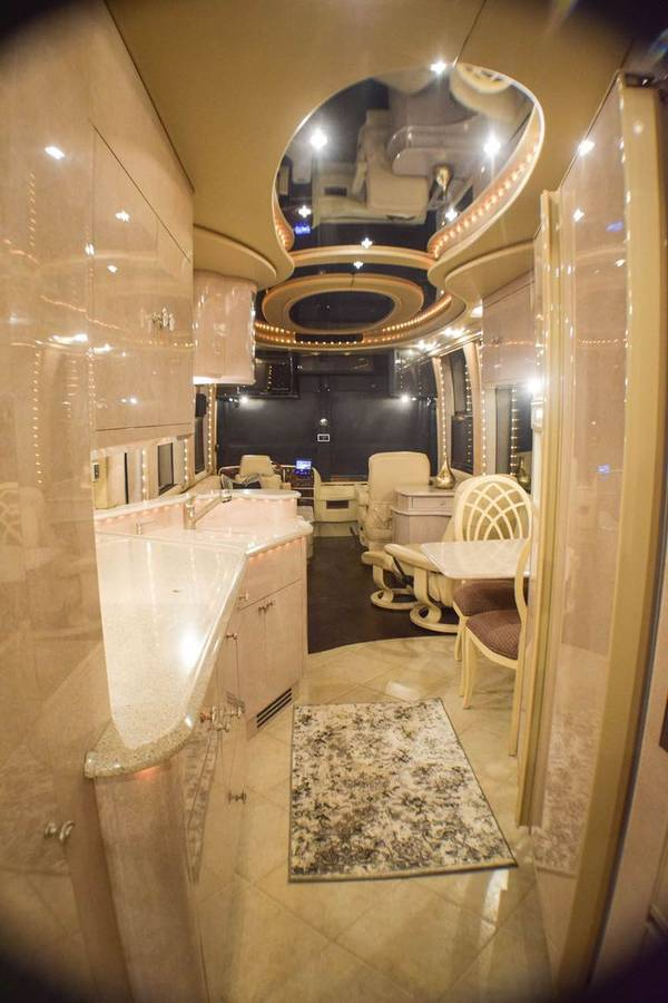 2001 Prevost Xlii Liberty Motorhome For Sale In Fort Myers Fl