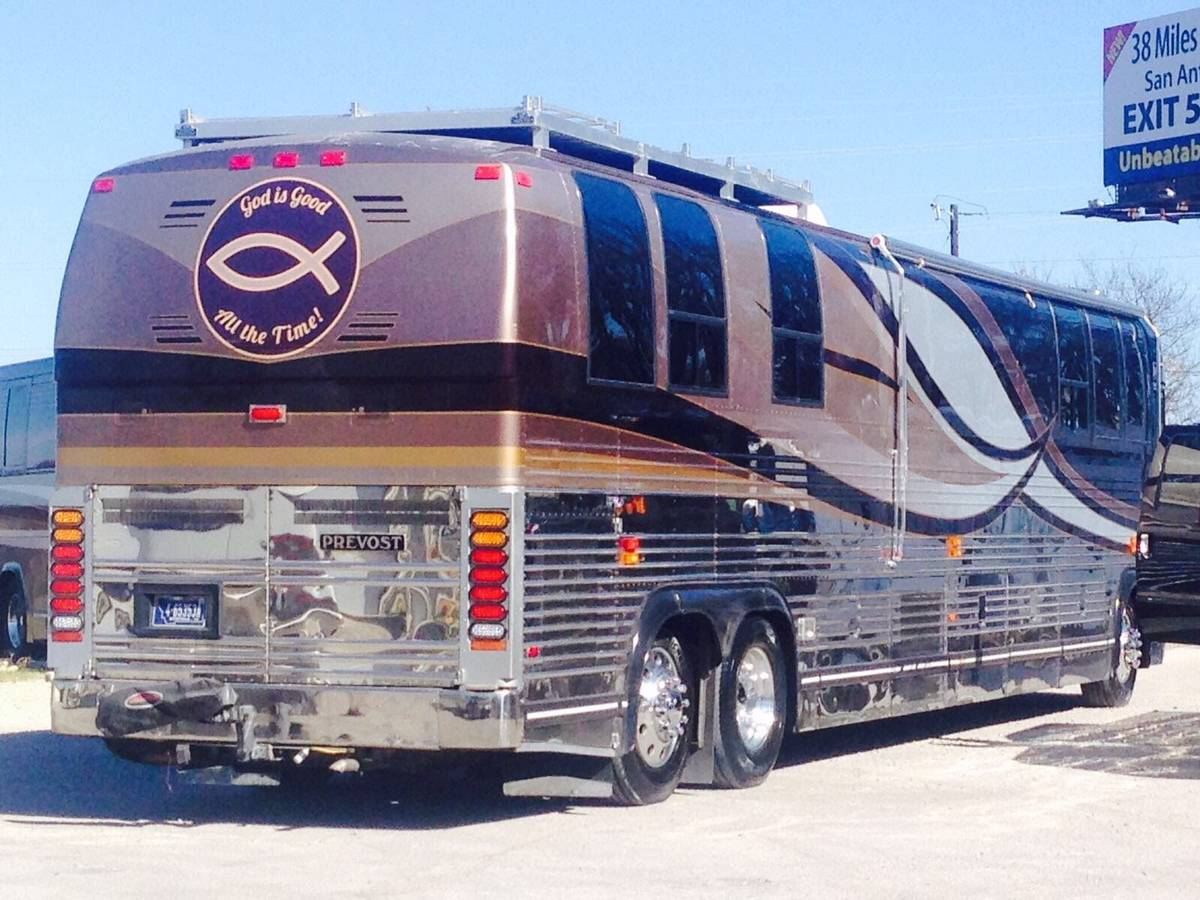 1998 Prevost Xl 45 Entertainer 45ft Motorhome For Sale In