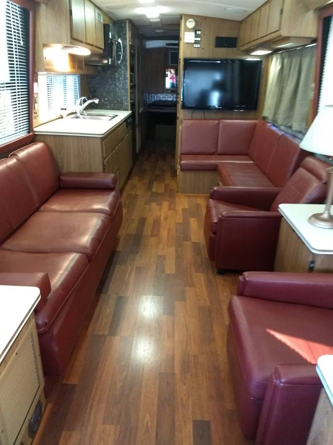 1987 Prevost Le Mirage Xl 40ft Motorhome For Sale In