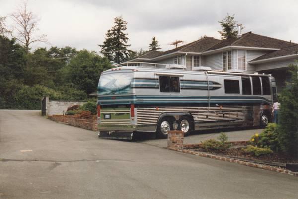Used Cars Olympia Wa >> 1992 Prevost XL40 40 FT Motorhome For Sale in Lynnwood, WA