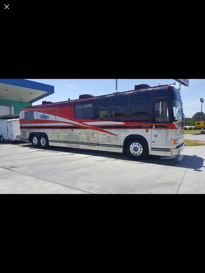 1984 Prevost Xl 40ft Motorhome For Sale In Peoria Az