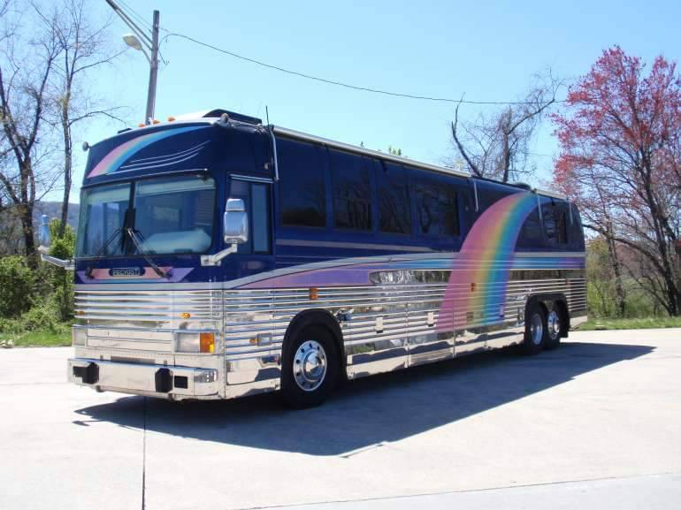 1989 Prevost Le Mirage XL40 Motorhome For Sale in ...