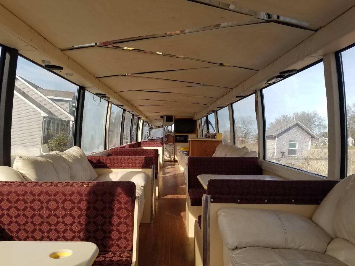 1995 Prevost Quot Party Bus Quot 45ft Motorhome For Sale In Wahoo Ne