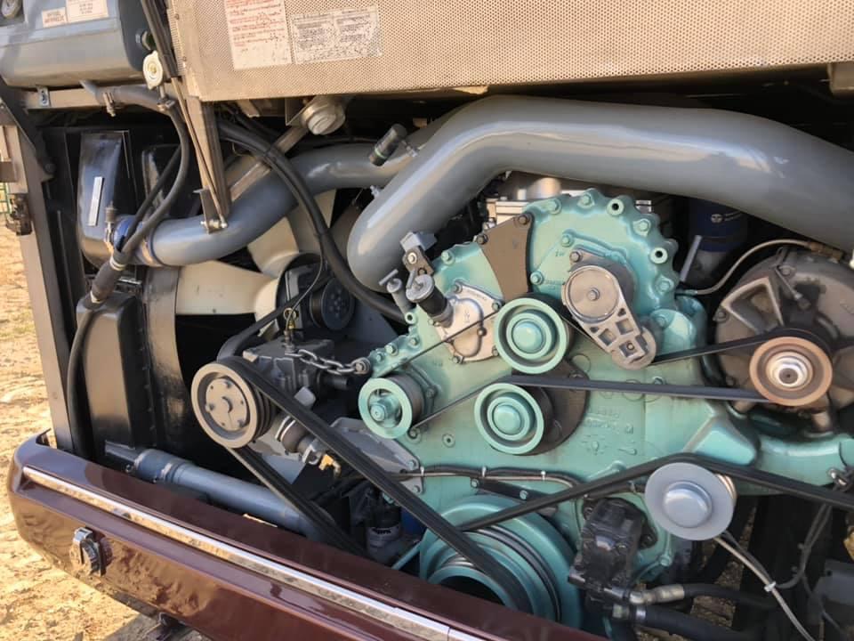 2000 Prevost H3-45 Featherlite Vantare Motorhome For Sale ...